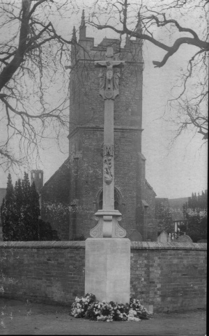 War Memorial - Clifford Chambers